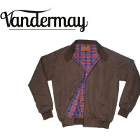 harga Jaket Harrington Vandermay Highquality Brown Tokopedia.com