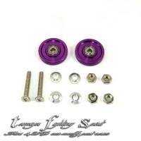 Rep Tamiya 95048 HG Roller Aluminium Dural Bearing 13mm Purple -RD1302