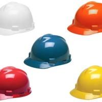 Safety Helmet NSA / Helm Proyek NSA murah sarang biasa