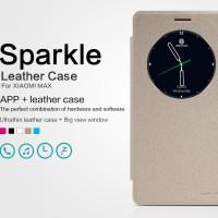XIAOMI Mi MAX Flip Cover View NILLKIN SPARKLE Hard Case