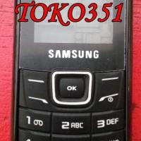 Casing Chasing Samsung Keystone 2 E1205 E 1205 Fullset
