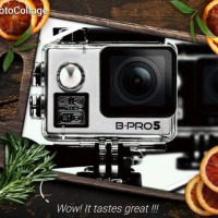 Brica B-Pro5 Alpha Edition II 4K Silver Action Camera Kamera B Pro 5 2
