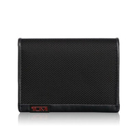 TUMI Alpha SLG Gusseted Card Case with ID #19256D