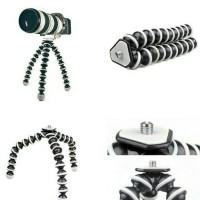 Jual Flexible Tripod / GorillaPod Size Large Universal + Holder HP Murah