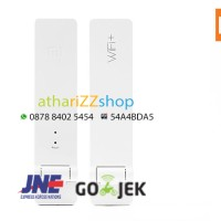 harga Xiaomi Wifi Amplifier Wireless Repeater Network Wi-fi Router Extender Tokopedia.com
