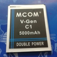Baterai V-gen C1 Double Power Mcom