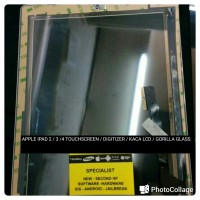 APPLE IPAD 2 / 3 /4 TOUCHSCREEN / DIGITIZER / LCD / GORILLA GLASS