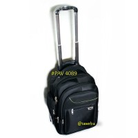 harga Tas Ransel Trolley Travel Backpack Trolly Paviotty Paviotti PAV 4089 Tokopedia.com