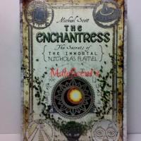 harga The Enchantress (The Secrets of the Immortal Nicholas Flamel, #6) Tokopedia.com