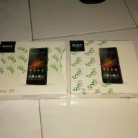 Sony Xperia ZR (C5502) WHITE, Garansi Resmi TAM, Dpt Bon, New / BNIB