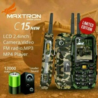 MAXTRON C15 New LIMITED EDITION / LORENG