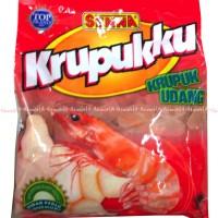 Krupukku Senna Kerupuk Udang Titani Food Sena Shrimp Crackers 500gr