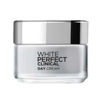 Krim Malam Loreal White Perfect Clinical Day Cream Spf 19 PA+++Origin