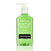 Neutrogena Oil Free Acne Wash Redness Soothing - 177 mL