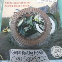 Kampas Kopling Honda C90-S90-S90Z