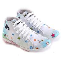 Sepatu Anak Perempuan - Sepatu Anak Distro Garsel - Sepatu Sekolah