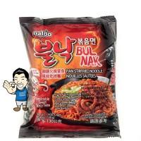 Paldo Bulnak Bokkumyun Noodle/ Hot Spicy Octopus Ramen- Mie Instan