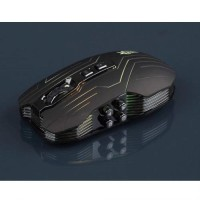 Ghost Shark Aokdis LED Optical Wireless Gaming Mouse 9D / Mouse Gaming