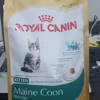 harga Makanan kucing ROYAL CANIN kitten mainecoon 2kg Tokopedia.com