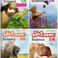 MPH My Pals Are Here! Science International Edition - Sains Inggris SD