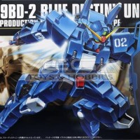 Bandai Gundam Universal Century 1/144 HGUC RX-79BD-2 Bl Limited