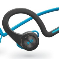 harga Plantronics BackBeat FIT Blue Bluetooth Headphone Mic Wireless Headset Tokopedia.com