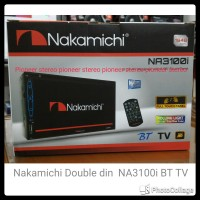 harga Nakamichi Double din NA3100i BT TV Tokopedia.com