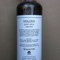 Liquid Goat Milk Soap - Wakatobi
