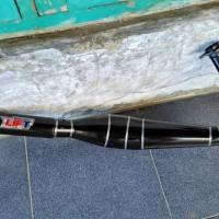 harga Knalpot Tello / 3v3 Black doff untuk motor RX-King Tokopedia.com