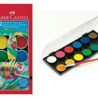 Faber Castell Paint Cake Water Colour