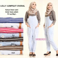 LOLLY JUMPSUIT OVERALL