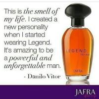 Jafra Legend Parfum