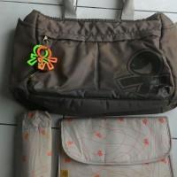Jual Metro urban okiedog/diaper bag/ tas perlengkapan bayi Murah