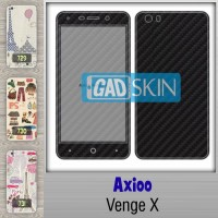 Garskin Axioo Venge X bisa pakai motif bebas