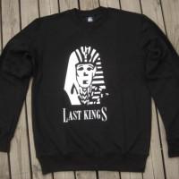 SWEATER OBLONG LAST KINGS