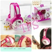harga Headphone Hello Kitty Tokopedia.com