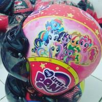 harga Helm Pilot Anak Karakter Little Pony Tokopedia.com