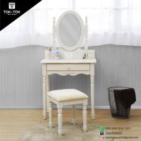 Furniture Kayu Meja Rias / Mebel Kayu Meja Rias Duco 05