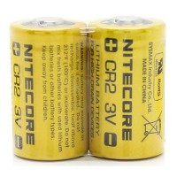 NITECORE CR2 Non-Rechargeable Lithium Battery 3V 1pcs