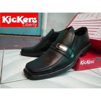 harga Pantofel Kickers Kulit Hitam / Sepatu Formal Pria / Sepatu Kerja Murah Tokopedia.com