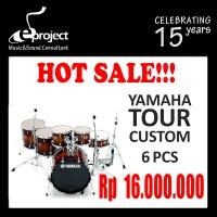 Drum Yamaha Tour Custom