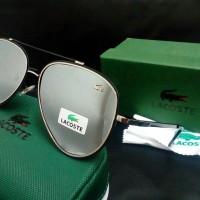 Pahe Lacoste aviator 8801 kacamata unisex wanita pria super premium