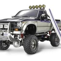 Tamiya 1/10 Toyota Hilux High Lift - 4x4 - 3 Speed