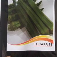Benih Okra - Tiki Taka F1 (New Day Seed)
