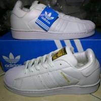 Sepatu Adidas Superstar White Kw Super