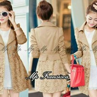 harga BLAZER FRANS (RIN)BAHAN LOTTO MIX BRUKAT FIT TO XL LENGAN 7/8 Tokopedia.com