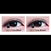 SOFTLENS LIVING COLOR ADORE 1 TONE BROWN