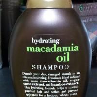 ORGANIX SHAMPOO MACADAMIA OIL 385ml