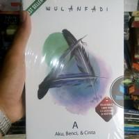 Buku Novel ( A ) Aku , Benci Dan Cinta , By : Wulanfadi