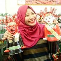 Harga souvenir ondel ondel khas budaye asli tanah | Pembandingharga.com
